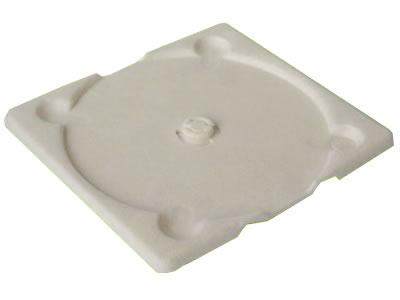 50 Stück Greenline CD Tray aus Papierschaum (CD-Huellen Jewel Case)