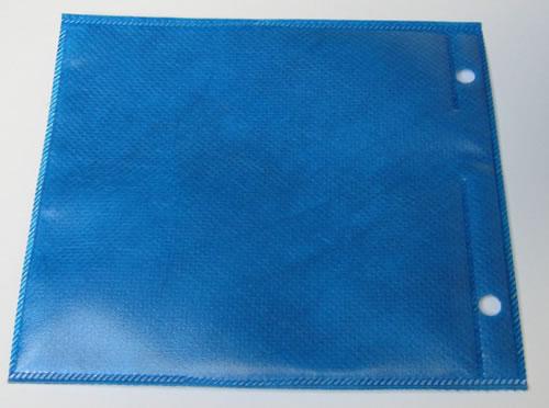 ArchiTops Safety Archiv-Einzeltasche blau m. Lochung für Universalboxen (Archivtaschen)